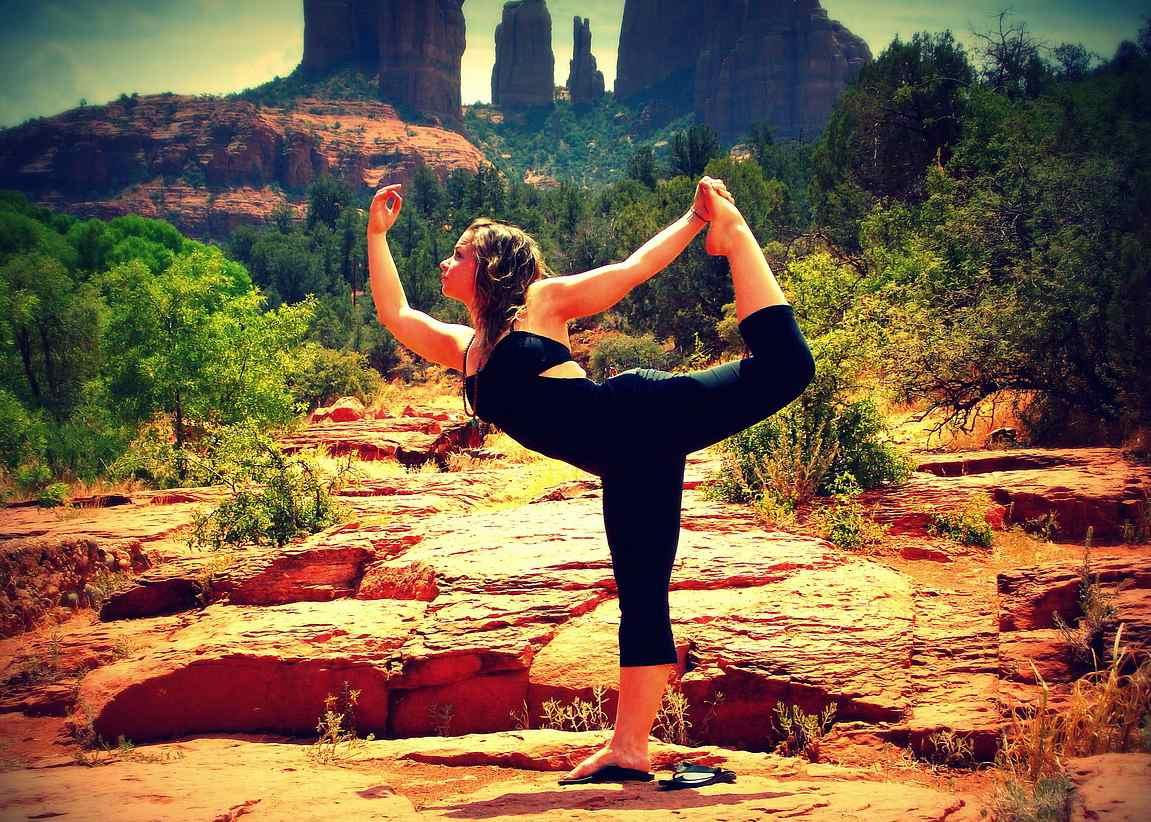 Yoga mobilisiert das Parasympathische Nervensystem.